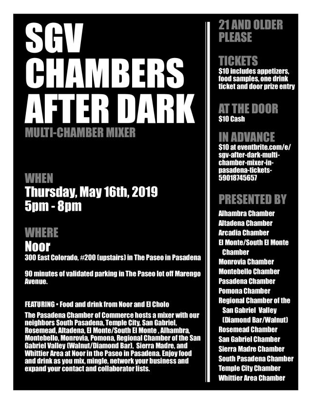 Chamber After Dark